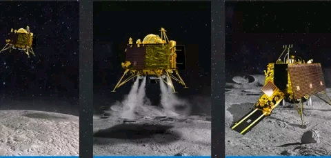 Chandrayaan 2 lander located on moon, trying to establish contact: ISRO Chief
