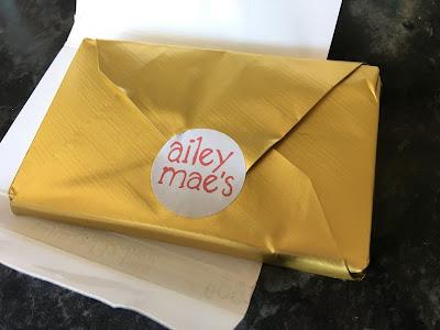 Ailey Mae's raw chocolate