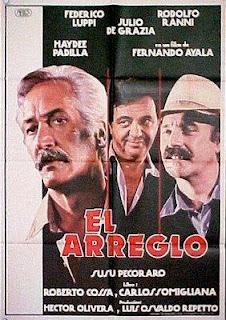 El arreglo (1983) Comedia Dramatica con Federico Luppi