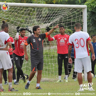 Tandang ke Markas Persib, Semen Padang FC Tanpa Irsyad Maulana