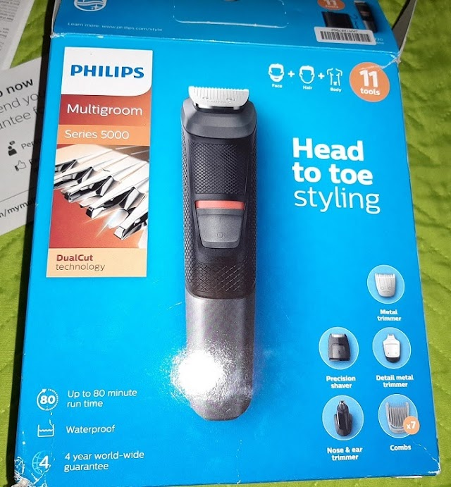 Philips Multigroom MG5720 - long term review