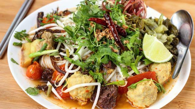 Khanom Jeen Nam Ngiao