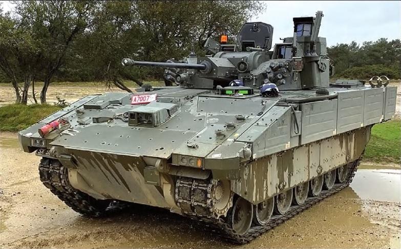 Ajax і ударні бригади: туманне майбутнє британської армії