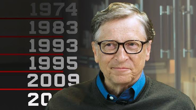 Bill Gates Prediksi 2 Bencana Paling Besar di Masa Depan