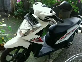 Honda All New Beat Pgm Fi Sporty 2012 Istimewa Terjual