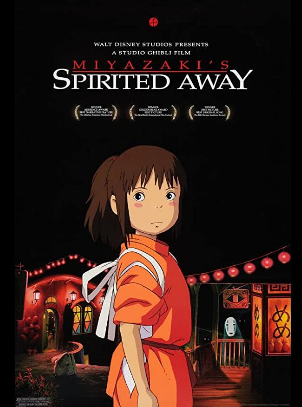Spirited Away 2001 x264 720p Esub BluRay Dual Audio Japanese Hindi THE GOPI SAHI