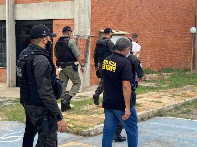 Homem acusado de roubo é preso ao realizar prova do Enem na UFPI