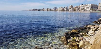 Välimeren  rannan ihanuus