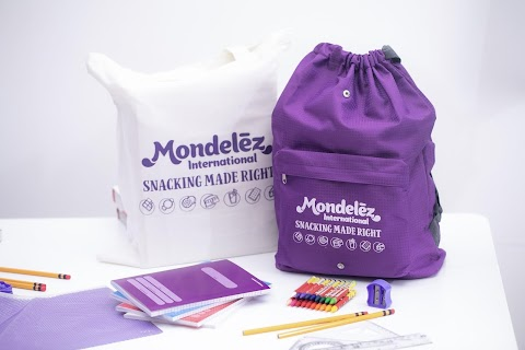 Adapting to Home Learning:  Mondelez Philippines donates Learning Kits and Laptops to adopted Joy Schools
