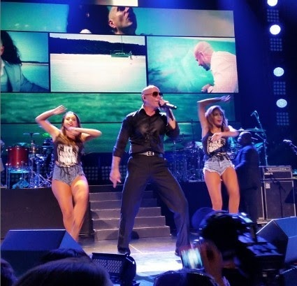 Amex PlentiTogether LIVE Concert featuring Nick Jonas, Keith Urban and Pitbull
