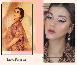 Tasya Farasya sedang hamil 34 Minggu saja cantik makskmal
