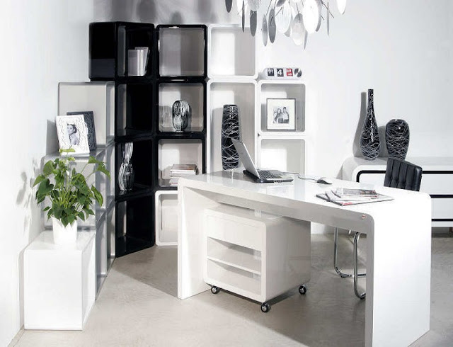 best buy beautiful white office furniture home sets for sale