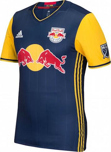 buy popular c3244 e3927 New York Red Bulls 2016 Away Kit Released - Leaked Soccer Cleats