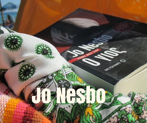 Jo Nesbo & Σκαδιναβική Αστυνομική Λογοτεχνία