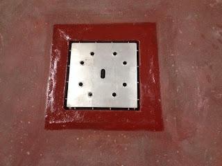 El reparador permite ser pigmentado en seco