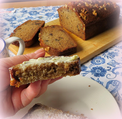 Rich Banana Bread