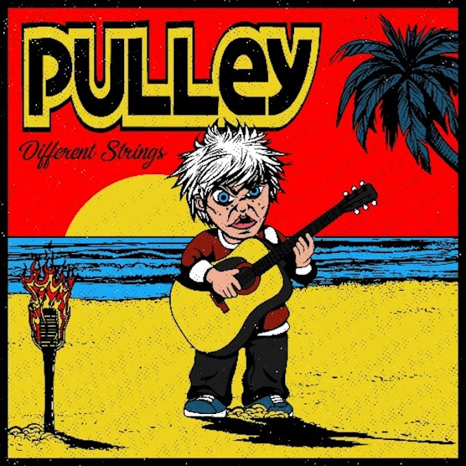 "Pulley announce new EP ""Different Strings"""