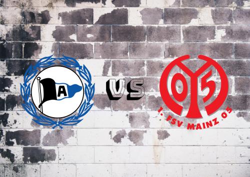 Arminia Bielefeld vs Mainz 05  Resumen