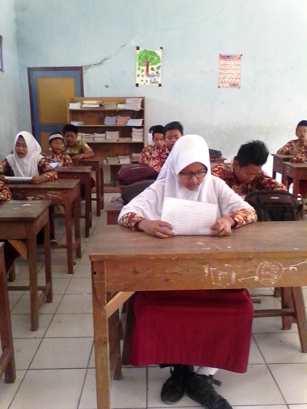 Download Soal Ulangan Harian Kelas 4 SD/MI Kurikulum 2013 Semester 1 Lengkap Kunci Jawaban