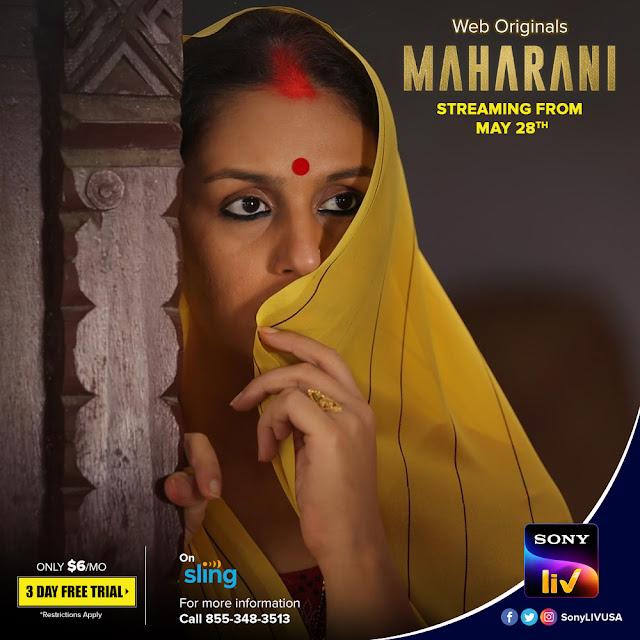 Maharani Web Series 2021 ! Watch Online And Download Maharani Web Series Sony Liv.