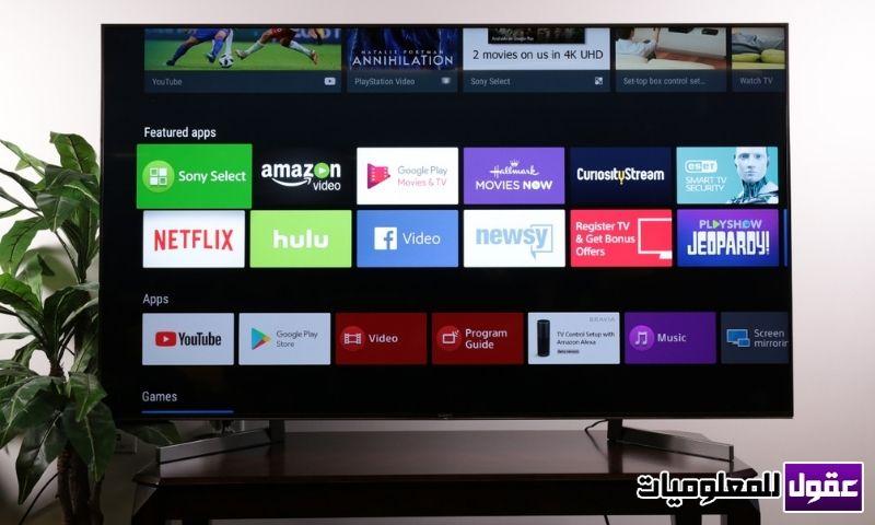 أفضل 10 تطبيقات أندرويد TV على جوجل بلاى
