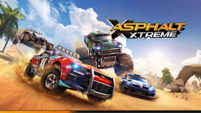 Download Game Android Gratis Asphalt Xtreme apk + obb