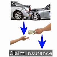 cara nak claim insurans kereta orang lain