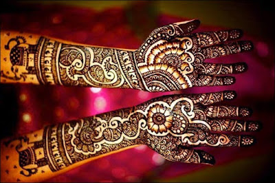 latest bridal mehndi designs for full hands