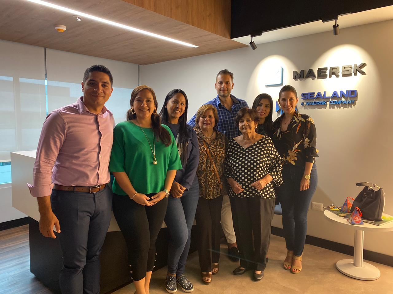 Maersk: Comprometidos con el desarrollo de la comunidad ecuatoriana