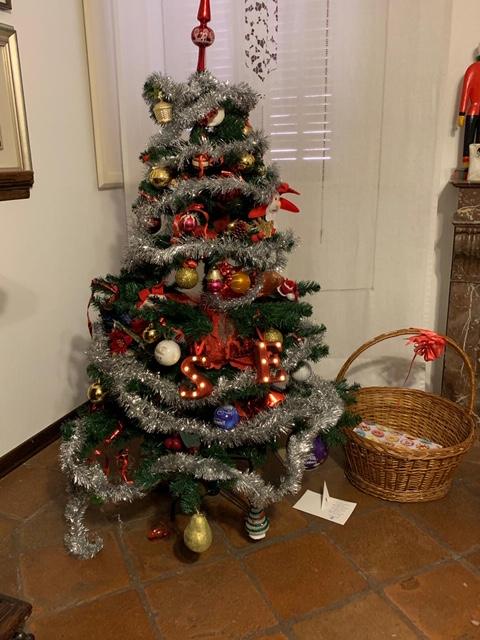 Chez Maximka, Italian Christmas