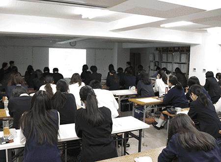美術大学デザイン工芸専攻説明会