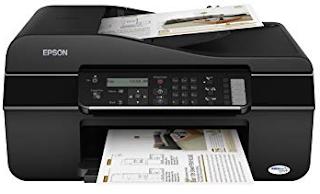 Epson stylus office bx 305 Wireless Printer Setup, Software & Driver
