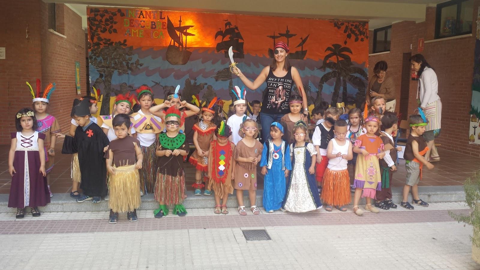 Compartir Es Vivir Semana Cultural América Día 3