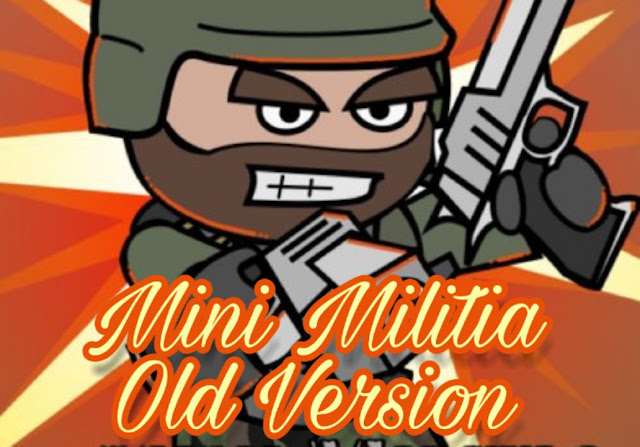 Mini Militia Old Version