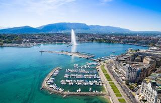 El Lago de Ginebra, viajes y turismo
