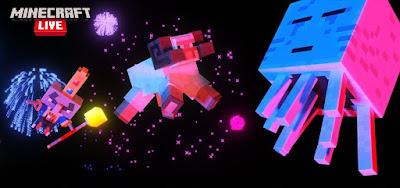 Minecraft LIVE Anunciada
