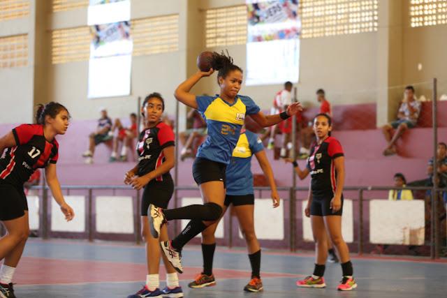 Jogos Escolares de Pernambuco 2018