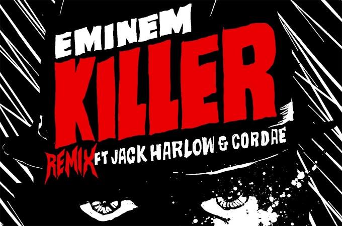 Eminem, Jack Harlow & Cordae - Killer (Remix) Lyrics