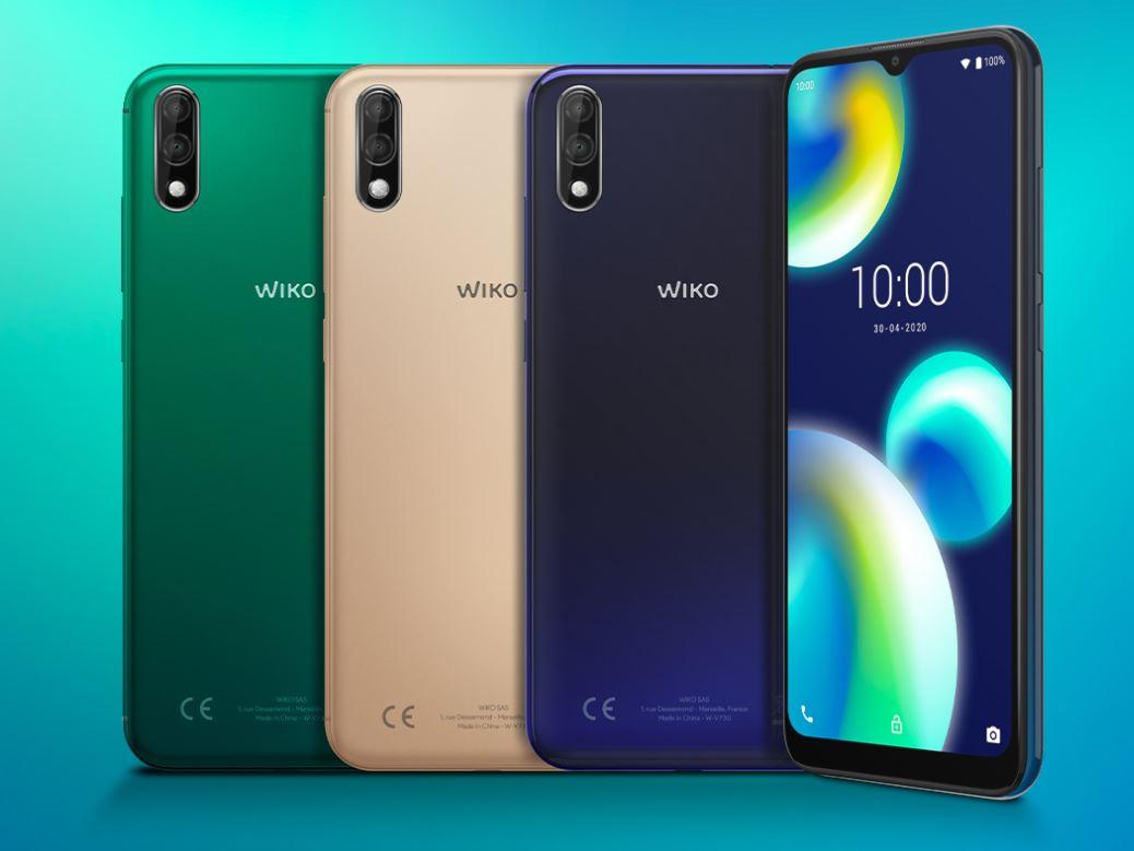 Wiko View 4 Lite, Smartphone Sejutaan dengan Memori 64GB