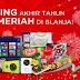 Dapatkan beragam cashback special promo natal 2019 di toko online BLANJA.com!