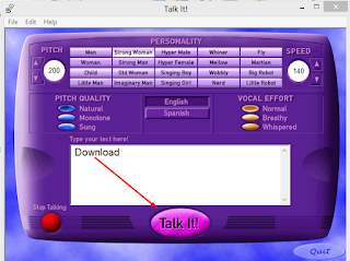 Aplikasi Latih Bahasa Inggris Yang Baik dan Benar/Pronaunsation