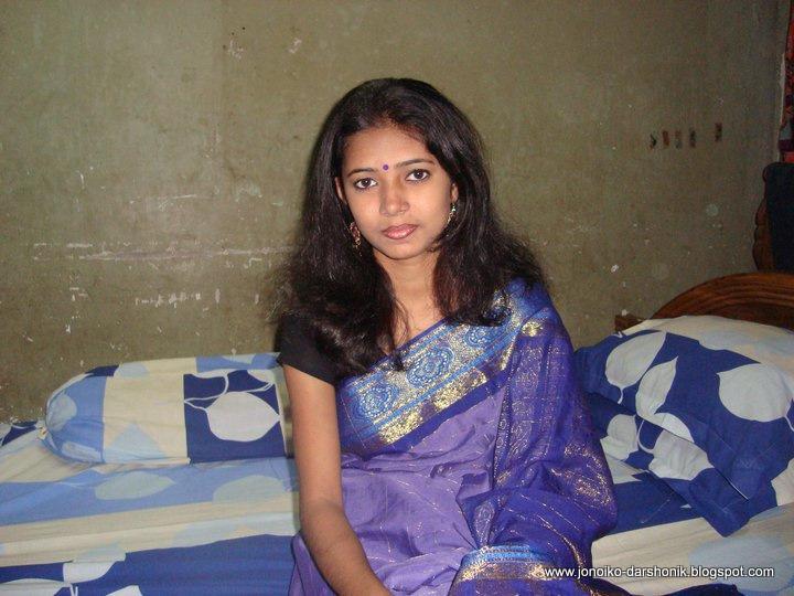Bangladeshi Blue Sexy