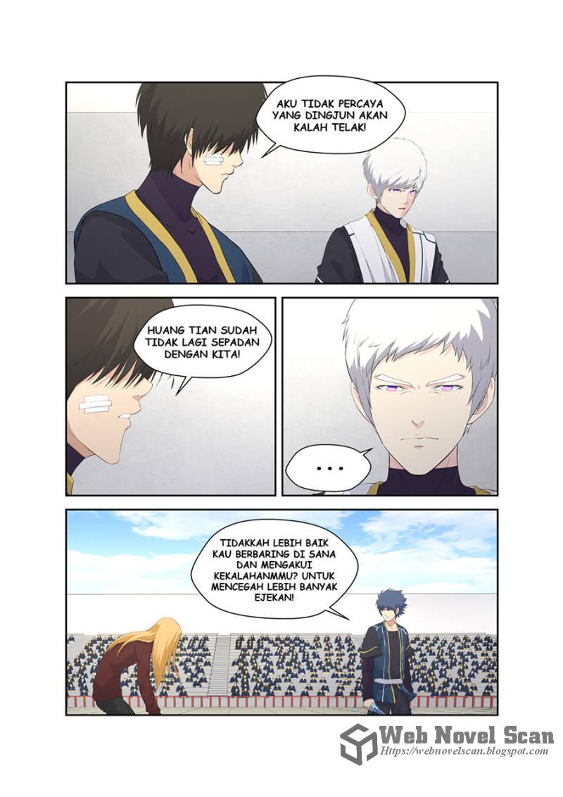 Heaven Defying Sword Bahasa Indonesia Chapter 60