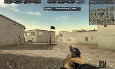 Battlefield 1942 compressed screenshots
