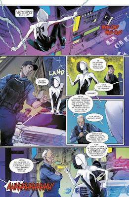 Review del cómic Ghost Spider 4. Siempre de fiesta - Panini Cómics