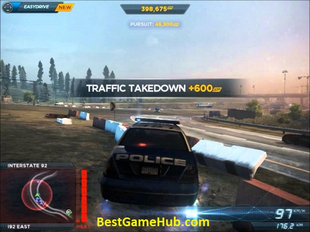 Need For Speed Hot Pursuit 2012 Compressed PC Game With Crack