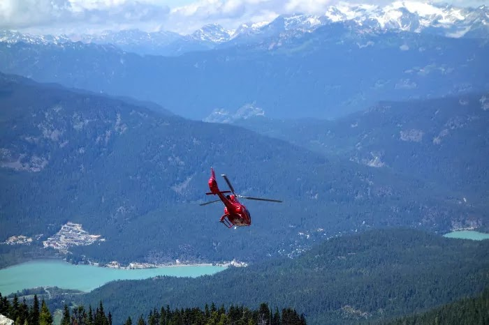 Helicopter Ride in Manali - Manali Travel Guide