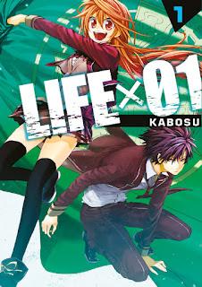 LIFE×01, de Kabosu.