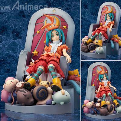 Figura Yotsugi Ononoki DX Monogatari Series