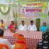 प्रधानमंत्री नरेंद्र मोदी के 80 वां युवा संस्करण मन की बात कार्यक्रम प्रभारी साधना दीदी की देखरेख में आयोजित